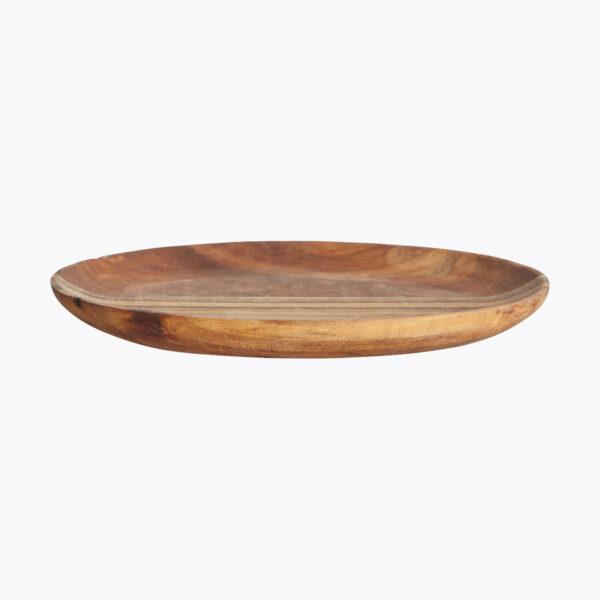 Bandeja de madera de acacia - servicio de mesa - eco - House Doctor - Liderlamp (1)