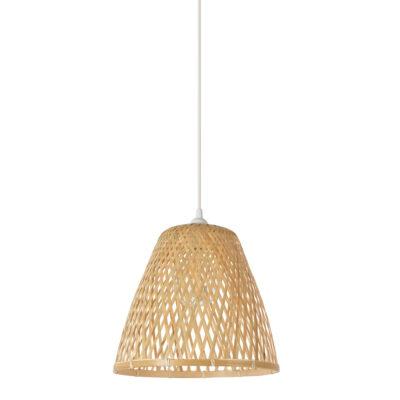 Colgante Kami - cesta - bambu - fibras naturales - Market set - Liderlamp (1)