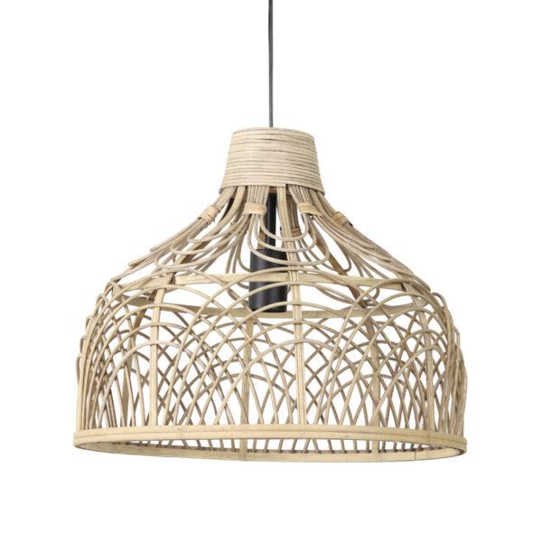 Colgante Pocita – wabi sabi – natural – ratan – Light & Living – Liderlamp (1)