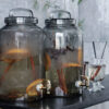 Jarra dispensadora de cristal - limonada - sangraa - fiesta - House Doctor - Liderlamp (1)