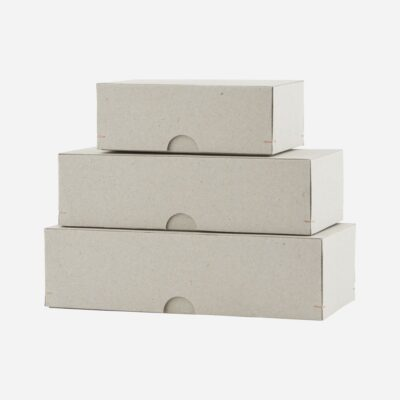 Set de cajas de carton - rectangular - escritorio - Monograp - papeleria - Liderlamp (1)