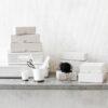 Set de cajas de carton – rectangular – escritorio – Monograp – papeleria – Liderlamp (4)