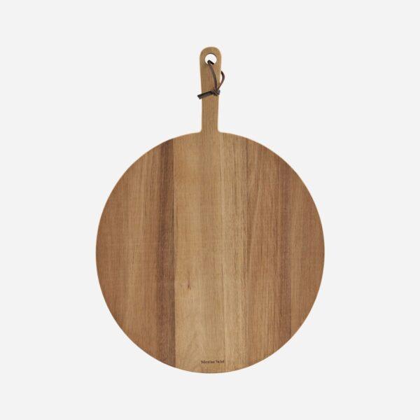 Tabla de corte – pizza – madera de acacia – Nicolas Vahe – servir – Liderlamp (1)