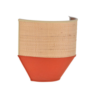 Aplique Ciconia - terracota - fibras naturales - Market Set - natural - Liderlamp (1)