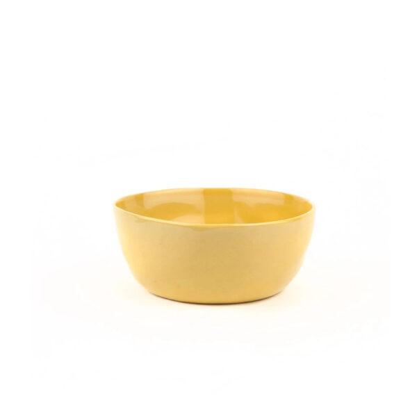 Bol-de-ceramica—amarillo—Quail-Egg—Artesano—menaje—Dips—Aperitivo–Liderlamp-(4)