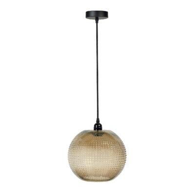 Colgante Dots - Andrea House - cristal con relieve - lampara - Liderlamp