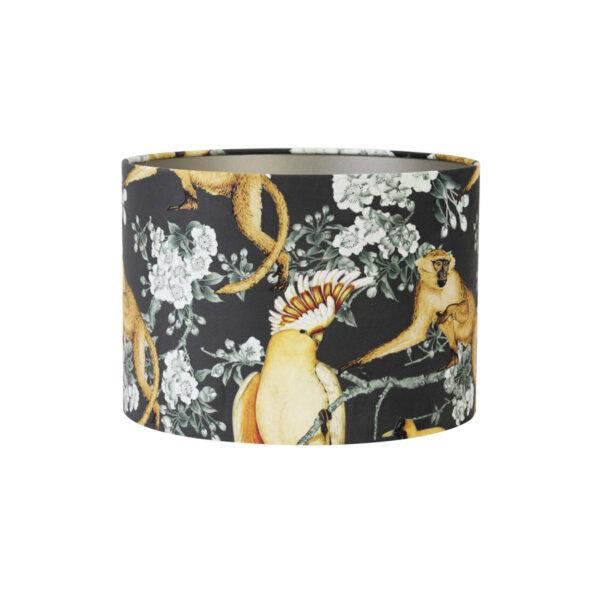 Pantalla Papagallo - decoracion - tropical - textil - Light and Living - Liderlamp (1)
