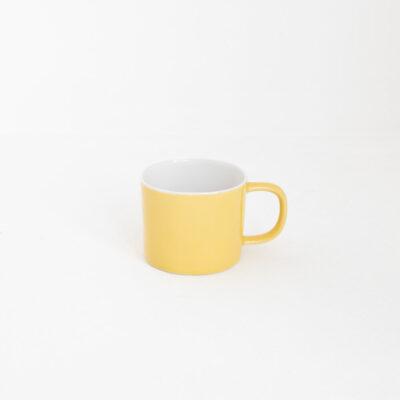 Taza de ceramica - amarillo - Quail Egg - Artesano - aperitivo - Liderlamp (1)