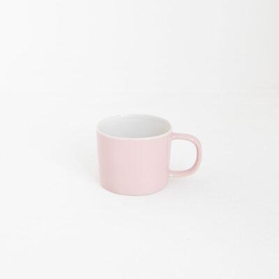 Taza de ceramica - rosa palido - Quail Egg - Artesano - aperitivo - Liderlamp (2)