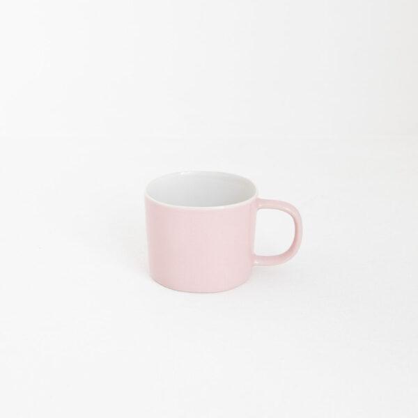 Taza de ceramica – rosa palido – Quail Egg – Artesano – aperitivo – Liderlamp (2)
