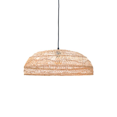 Colgante Connie - mimbre - HKliving - color natural - hecho a mano - Liderlamp (1)
