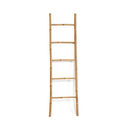 Escalera decorativa bambu Blouma - Andrea House - madera natural - Liderlamp (1)