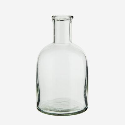 Jarron Olmy - Madam Stoltz - cristal transparente - esquejes - flores - Liderlamp