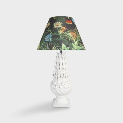 Sobremesa Henri - blanco - &Klevering - Lamp Henri - Rousseau - Liderlamp (1)