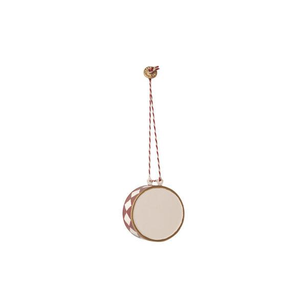 Adorno de navidad – Tambor rojo – Maileg – decoracion – Liderlamp