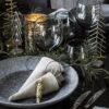 Adorno pina Corne - House Doctor - decoracion Navidad - laton - Liderlamp (1)