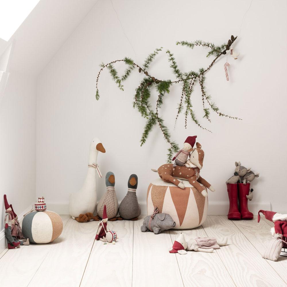 Adornos de navidad Maileg - munecos - elfos - ciervos - ratones - Decoracion ninos- Liderlamp (1)