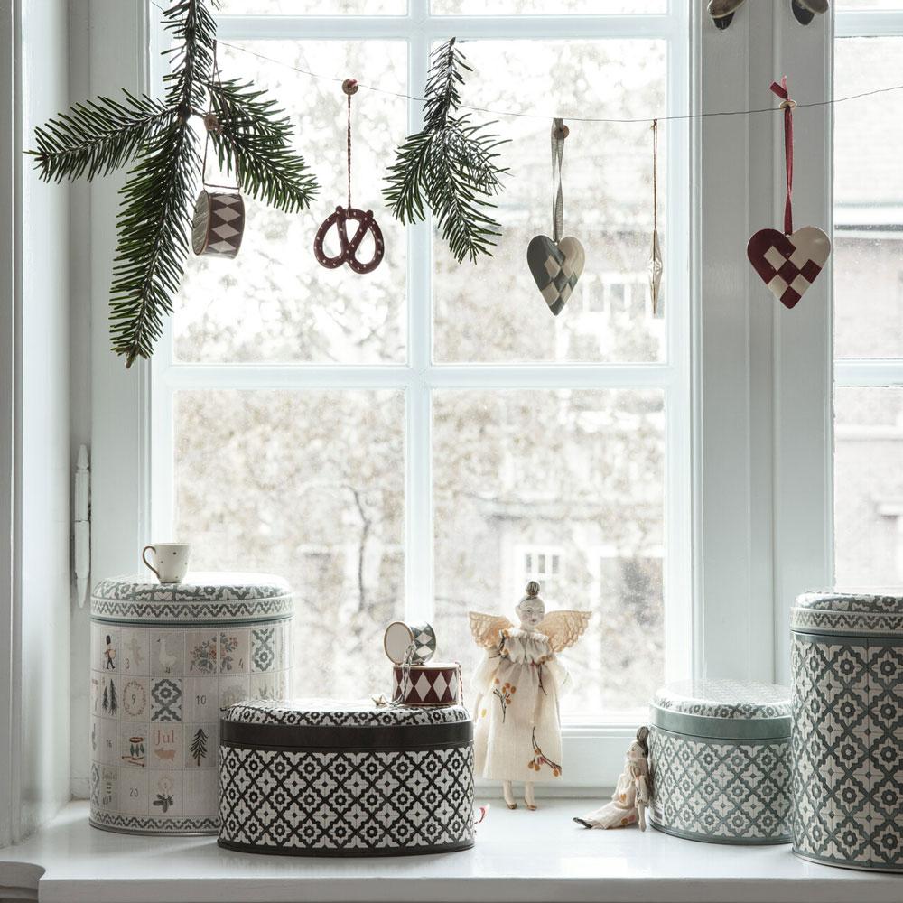 Adornos de navidad Maileg - munecos - elfos - ciervos - ratones - Decoracion ninos- Liderlamp (2)