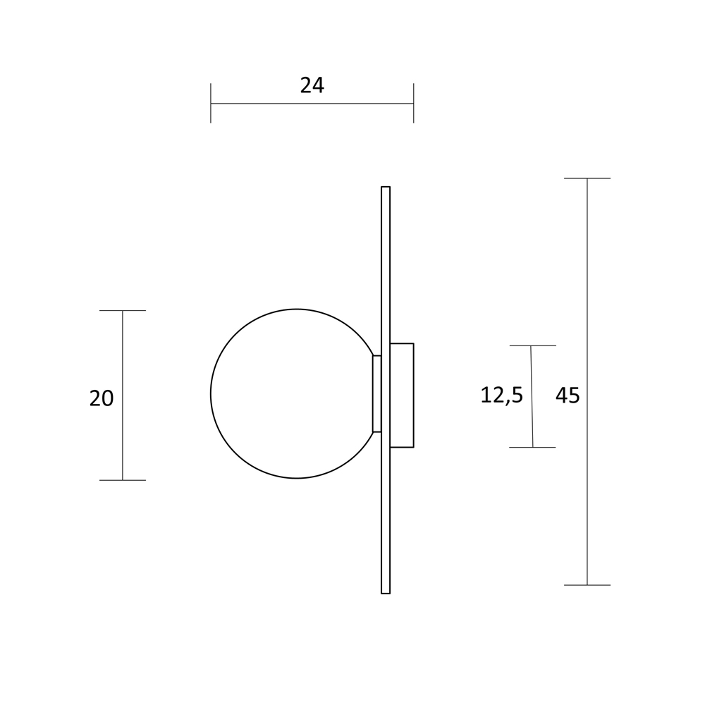 Aplique Idoia - Circulo de rejilla de ratan - natural - Plafon - Liderlamp (1)