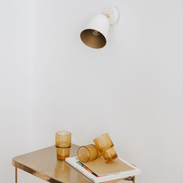 Aplique Marta - Luz cabecero - iluminacion bano - Foco - metal - Liderlamp (2)