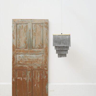 Colgante Charretera - flecos de cuquillo - boho chic - tendencia decoracion - Liderlamp