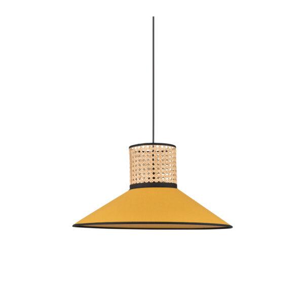 Colgante Pennsy – Kaki – fibras naturales – canagge – Market set – Liderlamp (3)