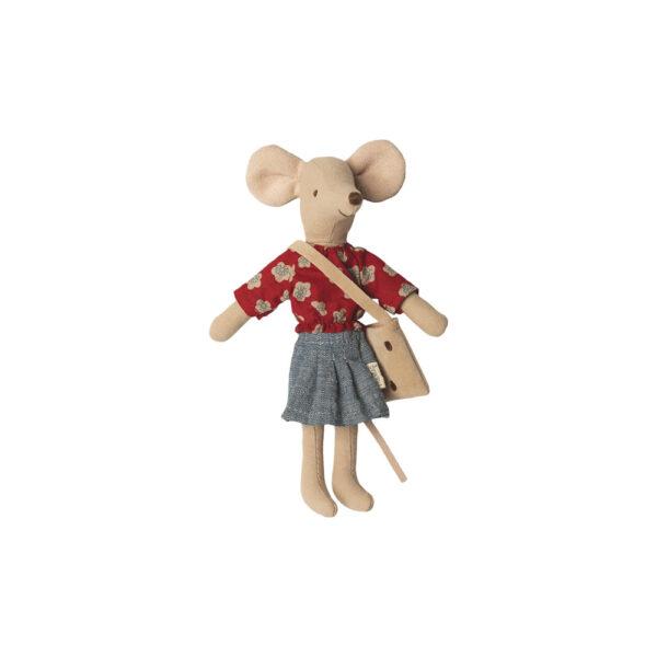 Mama Raton – Maileg – Juguete de tela – juego tradicional – Liderlamp