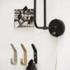 Percha Forged – gancho pared – House Doctor – Almacenaje – orden – Liderlamp (2)