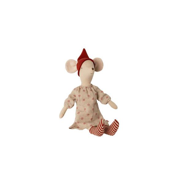 Raton Navideno Medium – Maileg – Munecos – decoracion Navidad – Liderlamp (1)