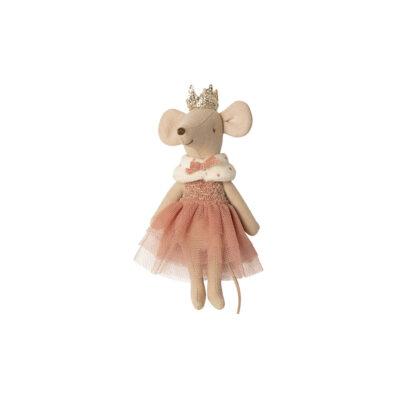 Raton Princesa Maileg - Rosa - Big Sister - juego tradicional - Liderlamp