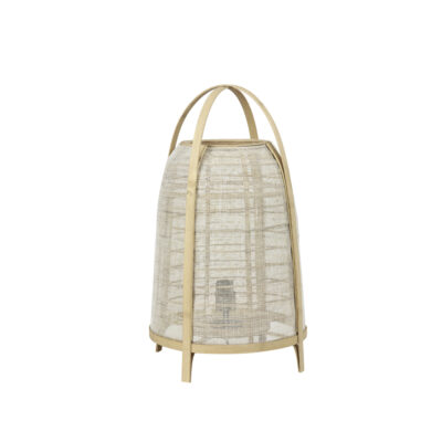 Sobremesa Jacinto - madera - panal - rustico moderno - Light and Living - Liderlamp (2)