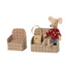 Sofa de cuadros – Maileg – casa de munecas – regalo ninos – Liderlamp (2)
