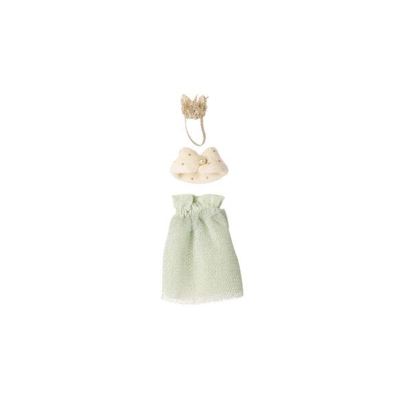 Vestido de Reina – Maileg – Big Sister – juego tradicional – Liderlamp