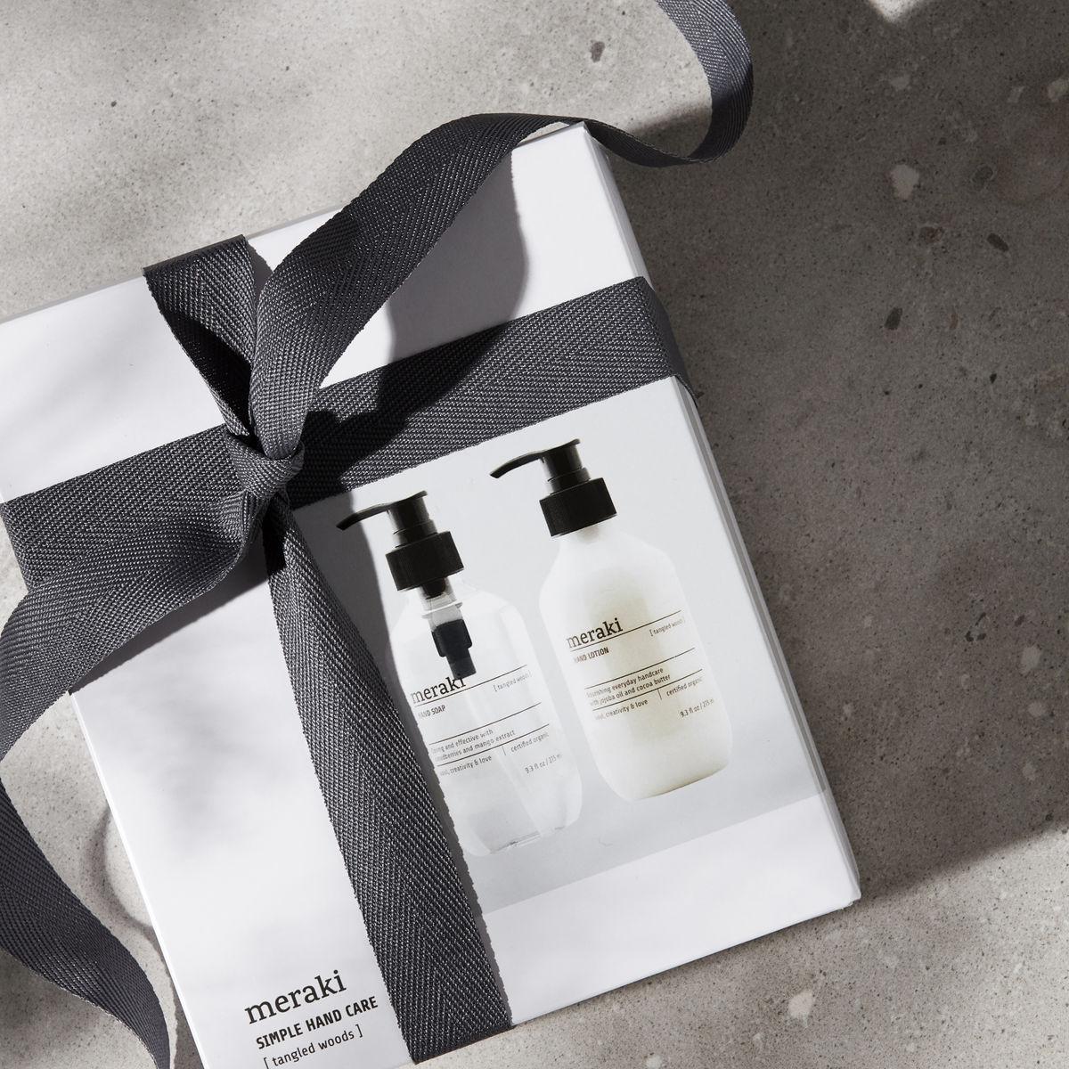 Caja regalo Meraki - Tangled Woods - Meraki - jabon - hidratante manos - hidratante (2)