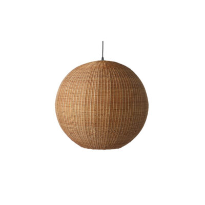 Colgante Calvino - esfera de ratan - HK Living - iluminacion - mediterraneo - Liderlamp (1)