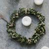 Corona Mistletoe – Pequena – House Doctor – decoracion Navidad – natural – Liderlamp (3)