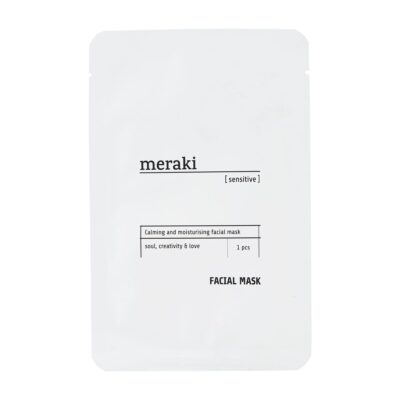 Mascarilla Facial Sensitive - Meraki - bienestar - regalo cosmetica - Liderlamp (1)