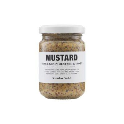 Mostaza Clasica con Miel - Nicolas Vahe - regalo foodie - ideas cocina - Liderlamp (1)