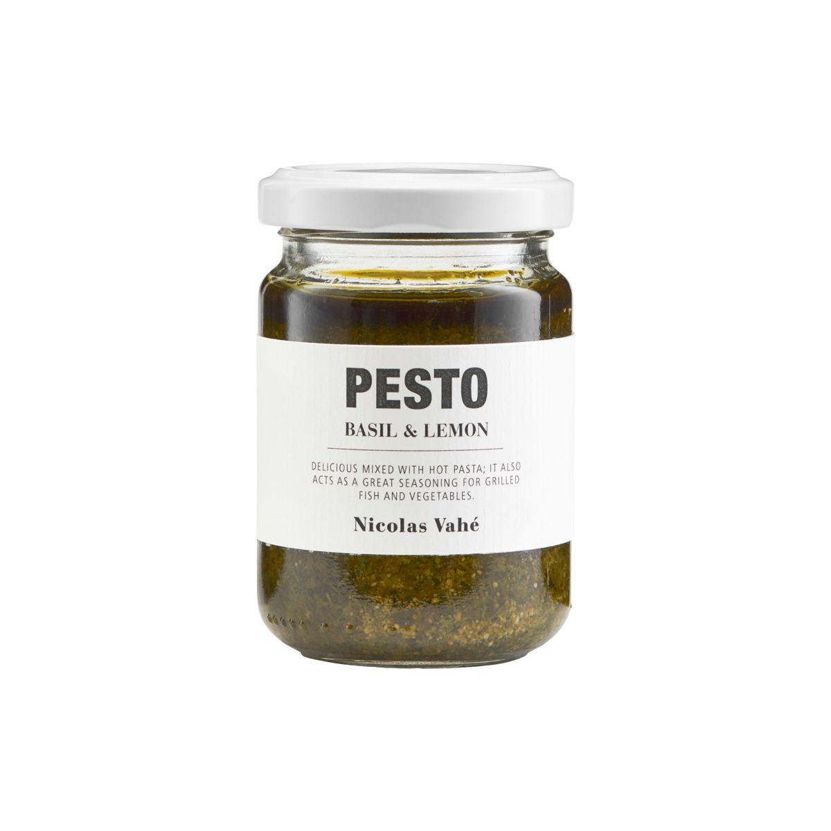 Pesto de Albahaca y Limon - Nicolas Vahe - regalo foodie - ideas cocina - Liderlamp (1)