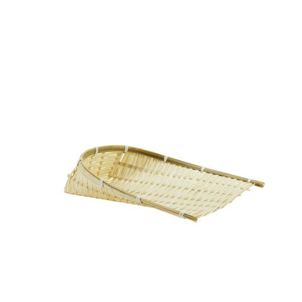 Recogedor de bambu Do – Limpieza natural – Madam Stoltz – Liderlamp (1)
