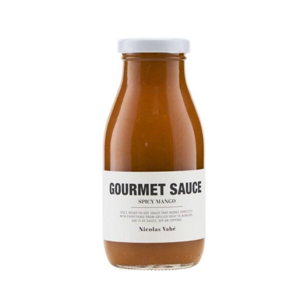 Salsa Gourmet – Spicy Mango – Nicolas Vahe- regalo foodie – navidad – Liderlamp (1)