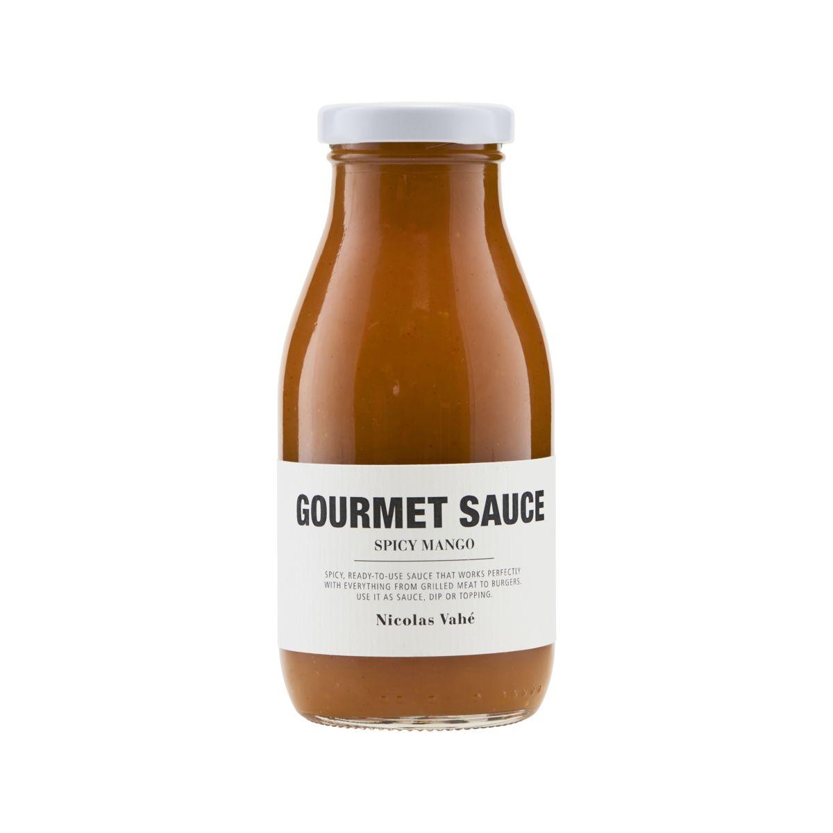 Salsa Gourmet - Spicy Mango - Nicolas Vahe- regalo foodie - navidad - Liderlamp (1)