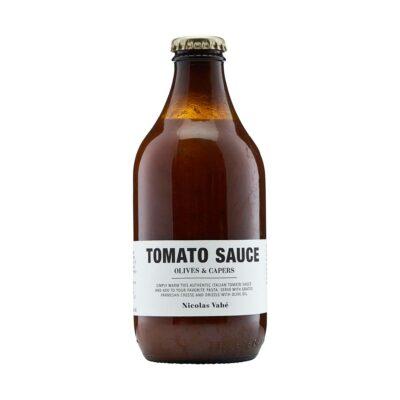 Salsa de Tomate con Aceitunas y Alcaparras - Nicolas Vahe- regalo foodie - Liderlamp (1)