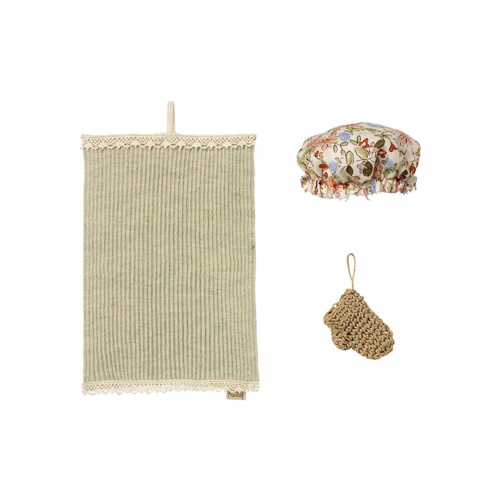 Set de bano - Maileg - juguetes tradicionales - madera - deco infantil - Liderlamp
