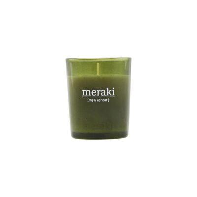 Vela de esencia - Higo y albaricoque - Meraki - bienestar - fig & apricot - Liderlamp (1)