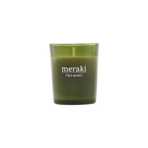 Vela de esencia – Higo y albaricoque – Meraki – bienestar – fig & apricot – Liderlamp (1)