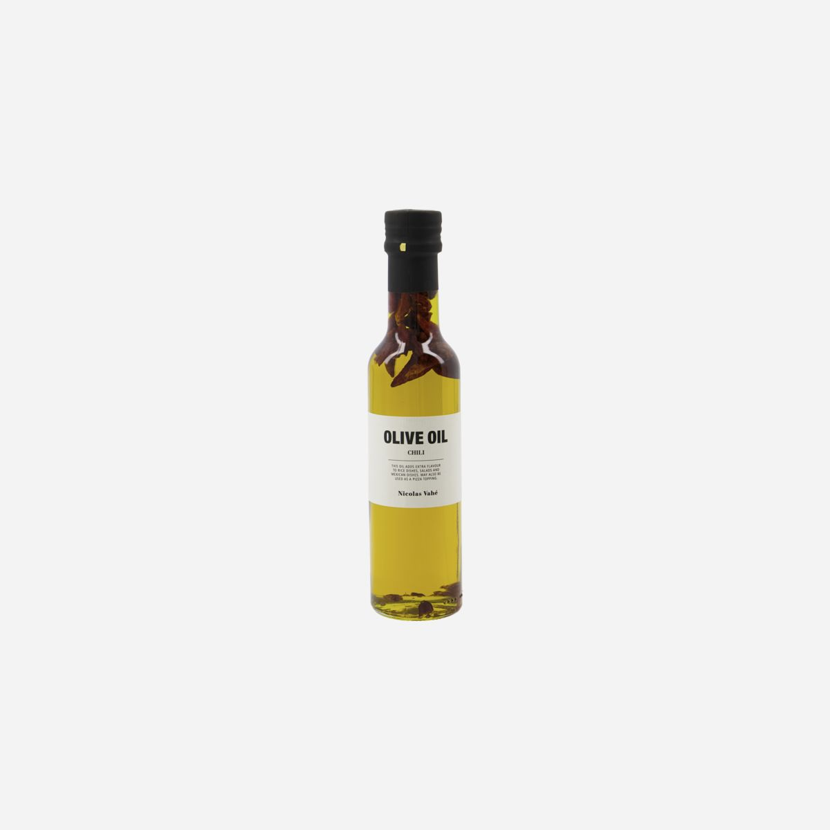 Aceite de Oliva Virgen Extra con Chilli - Nicolas Vahe - Liderlamp (1)