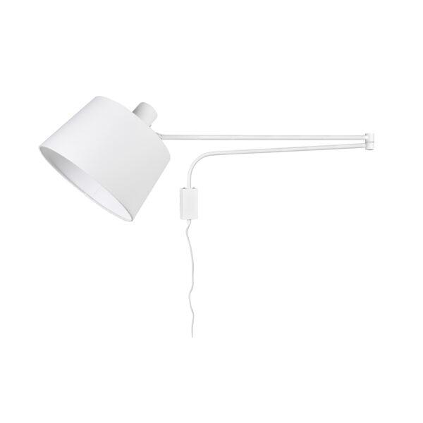 Aplique Nime Blanco - Trio Iluminacion - brazo articulado - metal - Liderlamp (2)