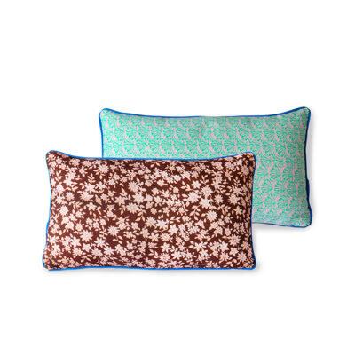Cojin Doris Vintage - Marron - 35x60 cm - HK Living - textil - regalo deco - Liderlamp (4)
