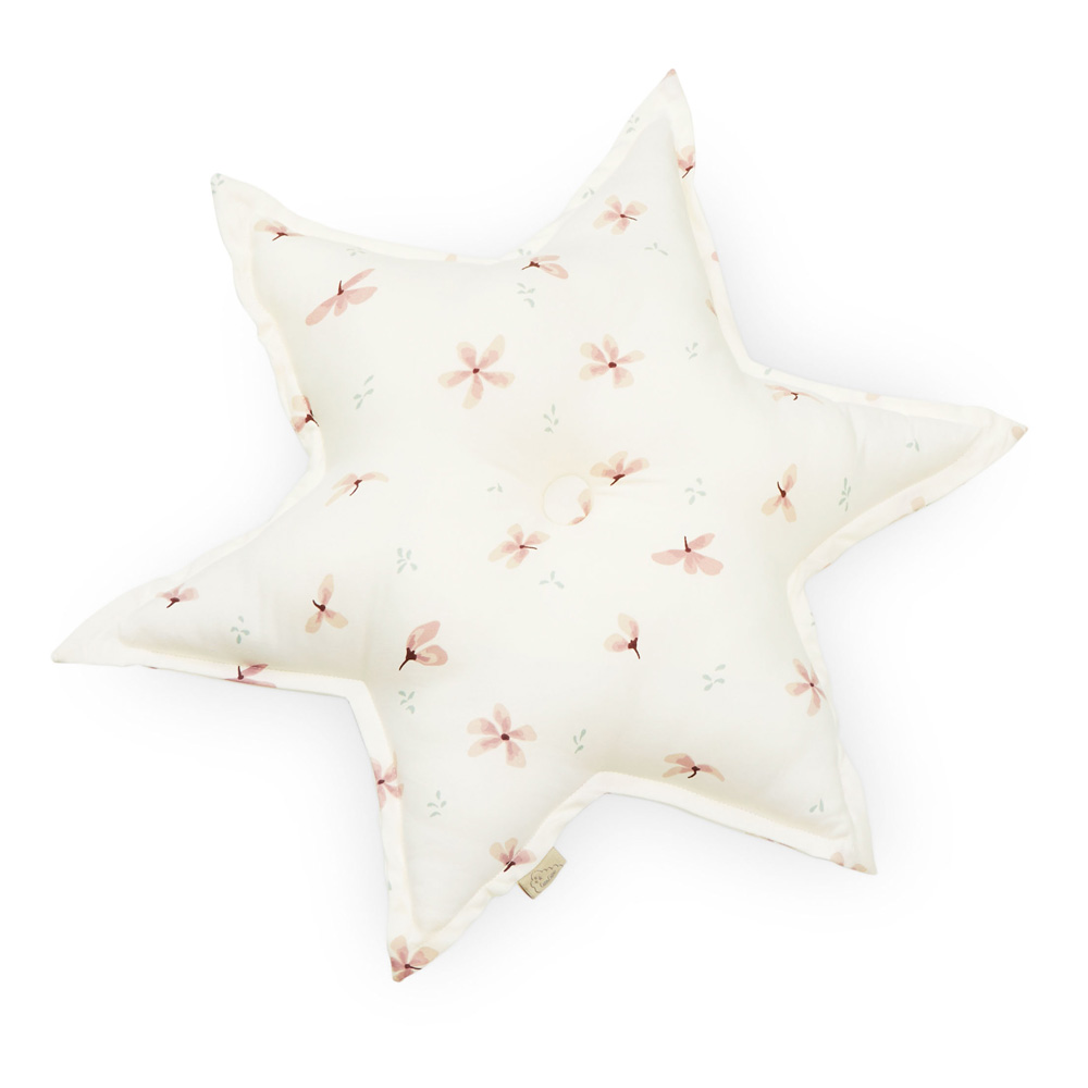 Cojin de flores - Camcam - habitacion infantil - textiles para ninos - bebes - Liderlamp (2)